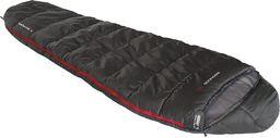 High Peak Śpiwór Redwood mummy czarny  (23089)