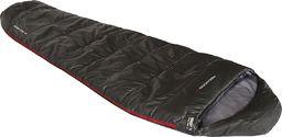 High Peak Śpiwór Redwood mummy czarny (23083)