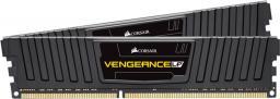 Pamięć Corsair Vengeance LP, DDR3, 8 GB,1600MHz, CL9 (CML8GX3M2A1600C9)