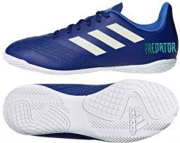 info for 5bcf4 1be5f Adidas Buty piłkarskie Predator Tango 18.4 IN Jr niebieskie r. 35 (CP9104)