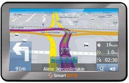 Nawigacja GPS SmartGPS NAWIGACJA Z KAMERA COFANIA SMART SG790 CAM EU LTM
