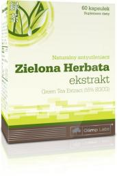 OLIMP Zielona Herbata - ekstrakt 60 kapsułek blistry