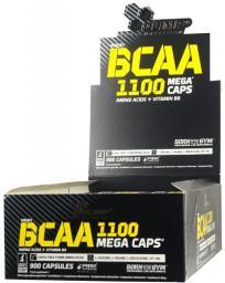 Olimp BCAA Mega Caps®/Mega Capsules® 30 kapsułek (1100mg) - blister