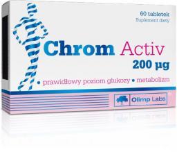 Olimp Chrom Activ 200 μg 60 tabletek
