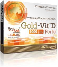 Olimp Gold-Vit D Forte 30 kapsułek