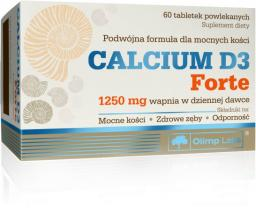 OLIMP Calcium D3 Forte 60 tabletek