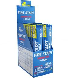 Olimp Fire Start Energy Gel+BCAA 36g zielone jabłko stick PL TDP Edition