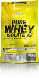 Olimp Pure Whey Isolate 95 truskawka 600g