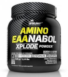 Olimp Amino EAA Xplode powder pomarańcza 520g
