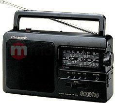 Radio Panasonic RF-3500 E9-K