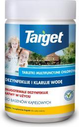 Target Multichlor zwalcza glony i dezynfekuje wodę 1 kg (DMI202AX)