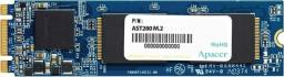 Dysk SSD Apacer 480 GB M.2 2280 SATA III (AP480GAST280-1)
