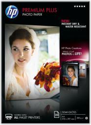 HP Premium Plus półbłyszczący 20 arkuszy A4 210 x 297mm (CR673A)