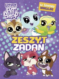 Littlest Pet Shop. Zeszyt zadań