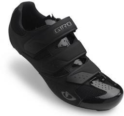 GIRO Obuwie rowerowe męskie Techne czarne r. 48 (GR-7077181)