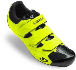GIRO Obuwie rowerowe męskie Techne żółte r. 42 (GR-7090240)
