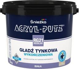 Śnieżka Putz szpachla Acryl-Putz Regular RG21 5kg (110652)