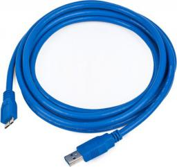Kabel USB Gembird Kabel USB 3.0 AM-micro/BM (CCP-MUSB3-AMBM-6)