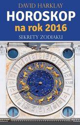 Horoskop na rok 2016 sekrety zodiaku