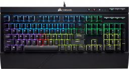 Klawiatura Corsair K68 RGB LED Cherry MX Red (CH-9102010-EU)