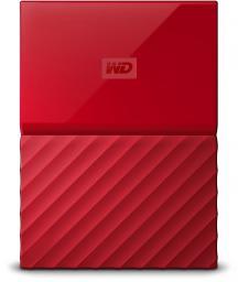 Dysk zewnętrzny Western Digital My Passport 2TB (WDBS4B0020BRD-WESN)