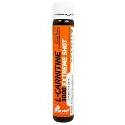 Olimp L-Carnitine 3000 Extreme Shot wiśnia 25 ml