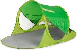 Spokey Parawan plażowy samorozkładający Stratus zielony (922249)