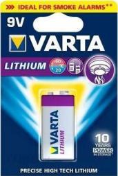 Varta Bateria Professional Lithium 9V Block 1200mAh 1szt.
