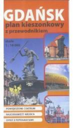 Plan kieszonkowy wersja polska - Gdańsk