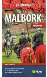 Przewodnik - Malbork w. niemiecka