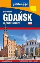 Przewodnik - Gdańsk. Główne miasto w. polska (277680)