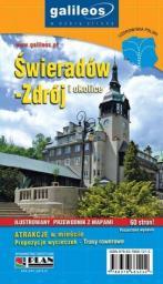 Przewodnik ilustrowany z mapami - Świeradów-Zdrój