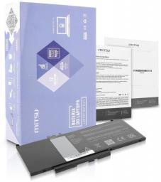 Bateria Mitsu Bateria do Dell Latitude E5450,E5550,E5570 5200mAh (BC/DE-E5550)