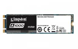 Dysk SSD Kingston A1000 480GB PCIe x2 NVMe (SA1000M8/480G)