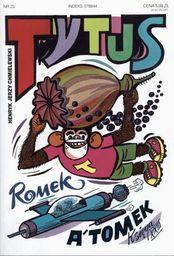 Tytus Romek i Atomek Księga 23 Wyd. 2011
