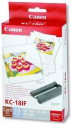 Papier Canon KC18IF 10x15 18szt (7741A001AH)