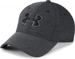 Under Armour Czapka Men's Heathered Blitzing 3.0 czarna r. M/L (1305037-001)