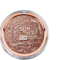 Catrice Cosmetics Sun Lover Glow puder brązujący 010 Sun Kissed Bronze 8g