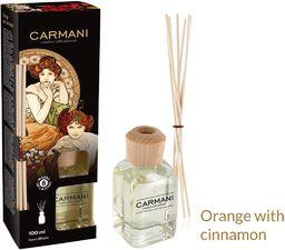 Carmani A. Mucha Dyfuzor zapach - Pomarańcza z cynamonem. - 457-6103