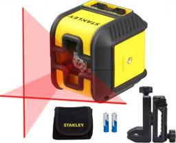 Stanley Laser krzyżowy Cubix 12m Red (STHT77498-1)