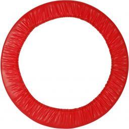 inSPORTline Osłona na sprężyny do trampoliny Skippy Plus czerwona 122 cm (6389-1)