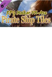 Program Degica RPG Maker VX Ace - Pirate Ship Tiles Key Steam PC GLOBAL