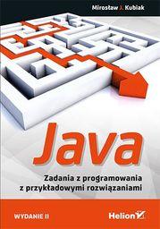 Java Zadania z programowania z przykładowymi rozwiązaniami