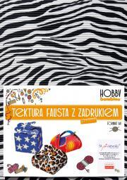 St. Majewski Tektura Falista A4 10 Sztuk z Nadrukiem Bambino Hobby