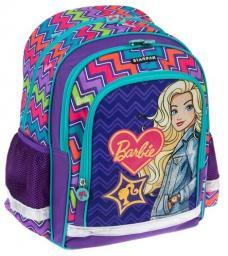 Starpak Plecak szkolny Barbie fioletowy (394112)