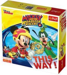 Trefl Gra planszowa Ready do Ride! Mickey gra (01609 TREFL)
