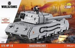 Cobi  Small Army Mauerbrecher Czołg 885 Klocków (3032)