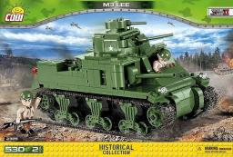 Cobi  Czołg M3 Lee 530 Klocków (2385)