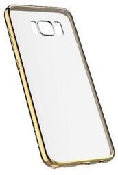 TelForceOne Nakładka Devia Glitter do Samsung Galaxy S9 złota (BRA006632)