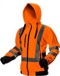 NEO Bluza robocza ostrzegawcza pomarańczowa rozmiar XL (81-746-XL)